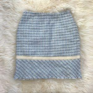 Tristan & Iseut Tweed Skirt